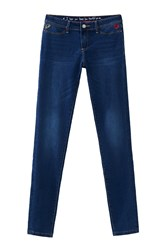 Desigual The Wow Rep Jeans Denim