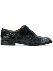 Marc Jacobs 'Clinton' Oxford Shoes Black