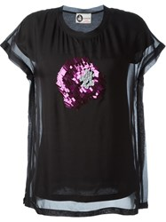 Lanvin Sequin T Shirt