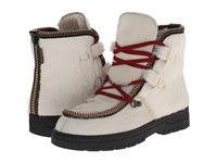 Penelope Chilvers Incredible Boot Winter White Bovine Leather Women's Boots