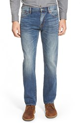 Jean Shop Slim Fit Selvedge Jeans Medium Wash