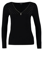 Morgan Jumper Noir Black