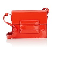 Delvaux Women's Madame Mini Shoulder Bag Red