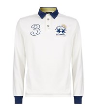 La Martina Number 3 Polo Shirt Male
