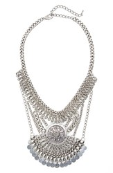 Women's Sole Society Statement Necklace