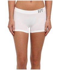 Dkny Intimates Energy Seamless Boyshort White Women's Underwear