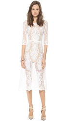 For Love And Lemons San Marcos Dress White