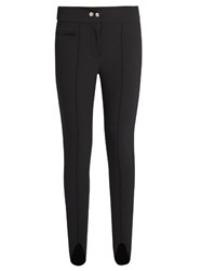 Fusalp Allure Stirrup Ski Leggings Black