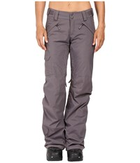 The North Face Freedom Lrbc Insulated Pant Rabbit Grey Women's Clothing Gray