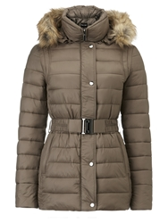 Phase Eight Neave Puffer Jacket Mink