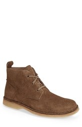 Andrew Marc New York Men's Andrew Marc 'Dorchester' Suede Chukka Boot Sandstone Deep Natural