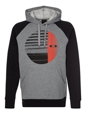 Oakley The Grand Hoodie Heather Grey