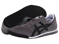 Onitsuka Tiger By Asics Ultimate 81 Charcoal Black Classic Shoes