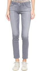 Ag Jeans The Stilt Cigarette Jeans 3 Years Cool Grey