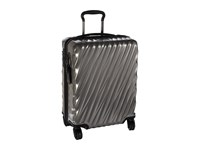Tumi 19 Degree Continental Carry On Silver Carry On Luggage