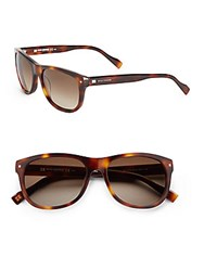 Boss Orange 55Mm Wayfarer Sunglasses Brown