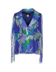 Clips Suits And Jackets Blazers Women Bright Blue
