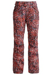 Chiemsee Kizzy 3 Waterproof Trousers Leo Flow Multicoloured