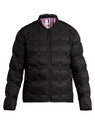 7L Lightweight Down Filled Padded Jacket Black
