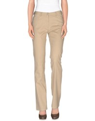 Paul And Shark Trousers Casual Trousers Women Sand