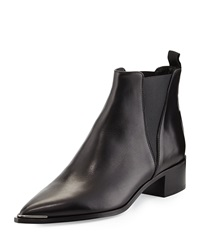 Acne Studios Acne Jensen Pointy Toe Ankle Boot Black