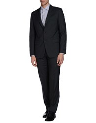 Prada Suits And Jackets Suits Men Steel Grey