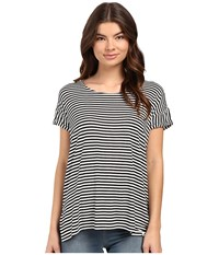 Volcom Maxed Out Tee Black Combo Women's T Shirt