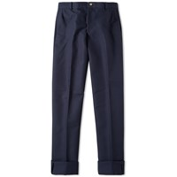 Thom Browne Back Tab Chino Blue
