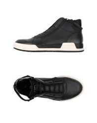 Adidas Slvr High Tops And Trainers Black