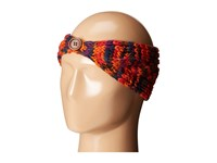 San Diego Hat Company Knh3438 Multicolor Cabel Knit Headband Multi Headband