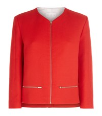 Sandro Valeria Blazer Female Red