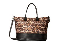 Harveys Seatbelt Bag Medium Streamline Tote Leopard Tote Handbags Animal Print