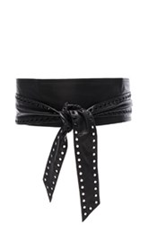 Iro Beliza Belt In Black