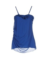 Kocca Topwear Tops Women Blue