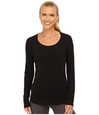L S Workout Tee Lucy Black Women's Workout