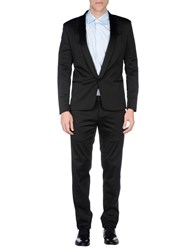Roberto Pepe Suits And Jackets Suits Men Black