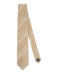 Karl Lagerfeld Lagerfeld Accessories Ties Men Khaki