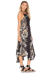 Free People Seasons In The Sun Dress Black