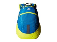 Adidas Foundation Ii Backpack Unity Blue Shock Slime Deepest Space Neo White Backpack Bags