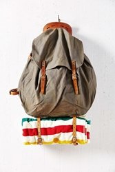 Urban Renewal Vintage Swiss Military Backpack Assorted