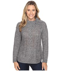 Royal Robbins Ahwahnee Turtleneck Charcoal Women's Sweater Gray