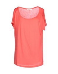 Giorgia And Johns T Shirts Coral