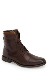 Men's Kenneth Cole Reaction 'Steer The Wheel' Lace Up Boot