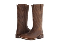 Ariat Short Go Distressed Brown Cowboy Boots