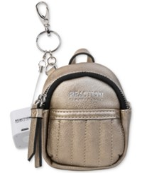 Kenneth Cole Reaction Backpack Keychain With Speaker Antique