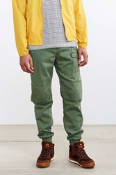 Without Walls Cargo Pocket Jogger Dark Green