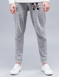 Maison Kitsune College Fancy Jogger Pants