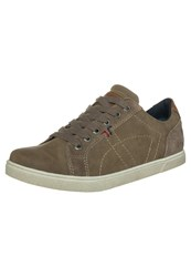 Tom Tailor Trainers Taupe Beige