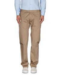 Tonello Trousers Casual Trousers Men Beige