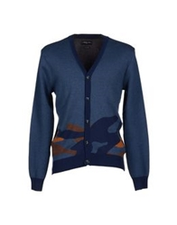 Commune De Paris 1871 Cardigans Blue